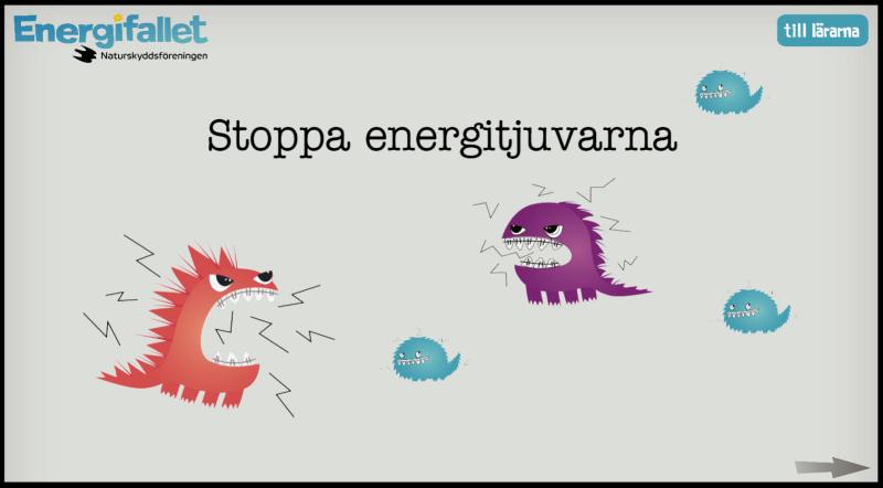 Stoppa energitjuvarna
